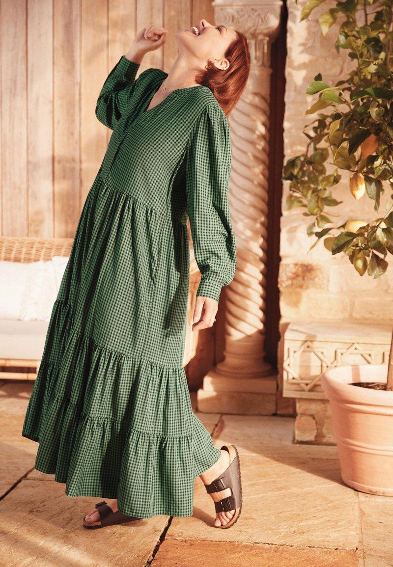 Next - EMMA WILLIS - Maxi dress - dark green
