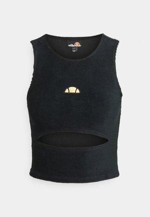 KHLO - Top - black