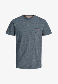 Jack & Jones - Basic T-shirt - navy blazer - 5