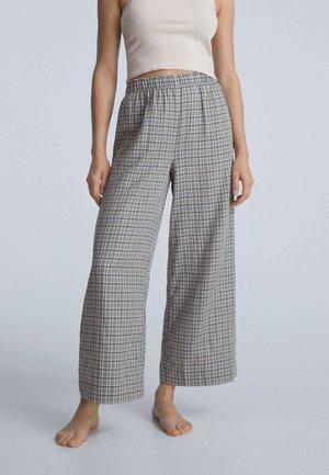 Pyjamabroek - blue-grey