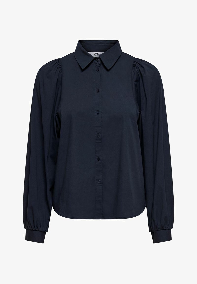 ONLY - ONLNANNA - Button-down blouse - night sky