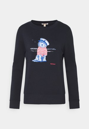 SOUTHPORT OVERLAYER - Sweatshirt - navy