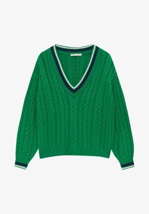MIT COLLEGE - Jumper - green