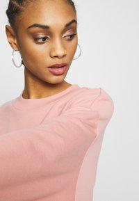 Monki - Sweatshirts - pink dusty - 5