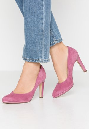 HERDI - High heels - cassis