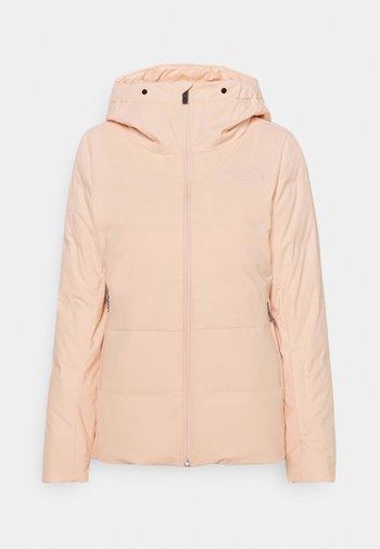 CIRQUE JACKET  - Ski jacket - morning pink