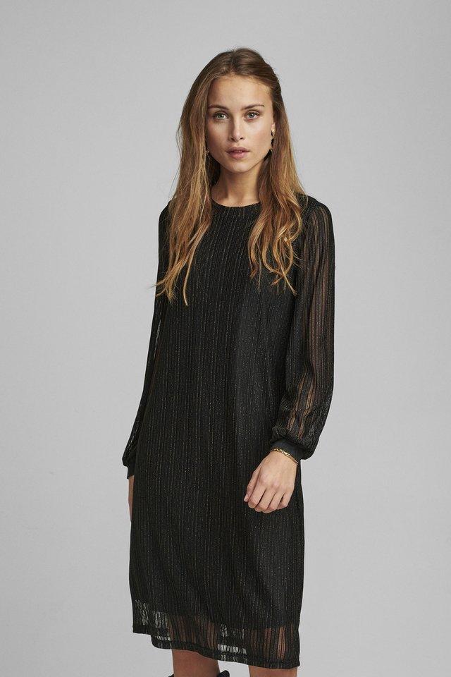 NUBINNA DRESS - Hverdagskjoler - black