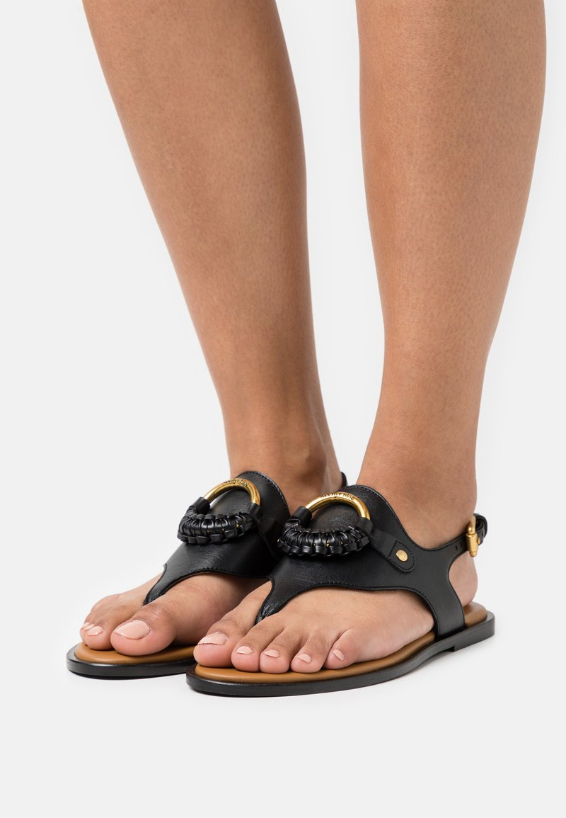 See by Chloé - HANA - T-bar sandals - black