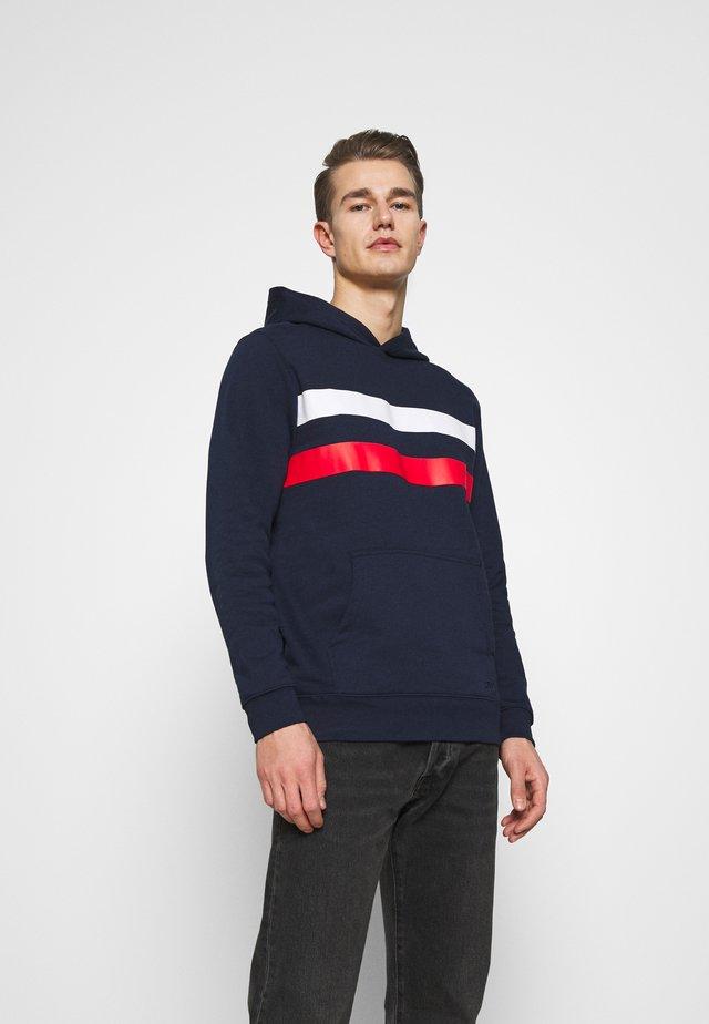 GREAT STRIPE - Sweatshirt - tapestry navy