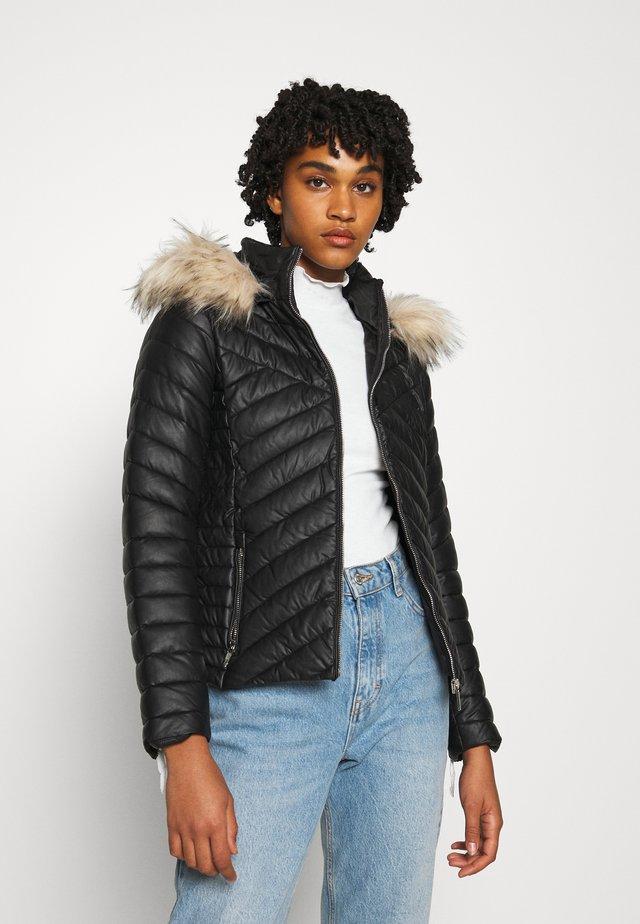 GEO - Zimní bunda - noir
