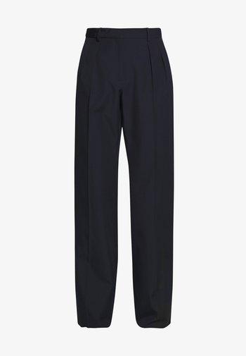 DEBORAH - Trousers - navy