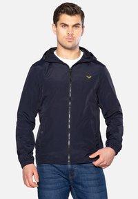Threadbare - CARBON - Light jacket - navy - 0