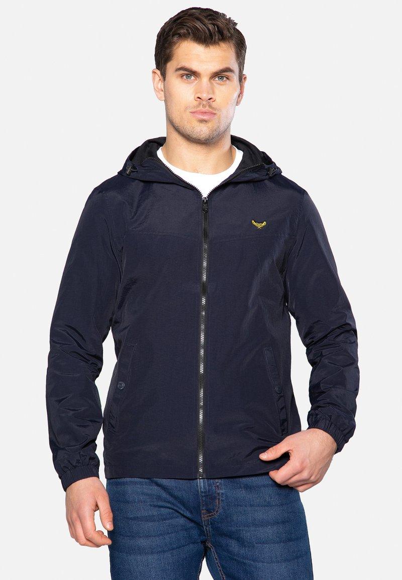 Threadbare - CARBON - Light jacket - navy