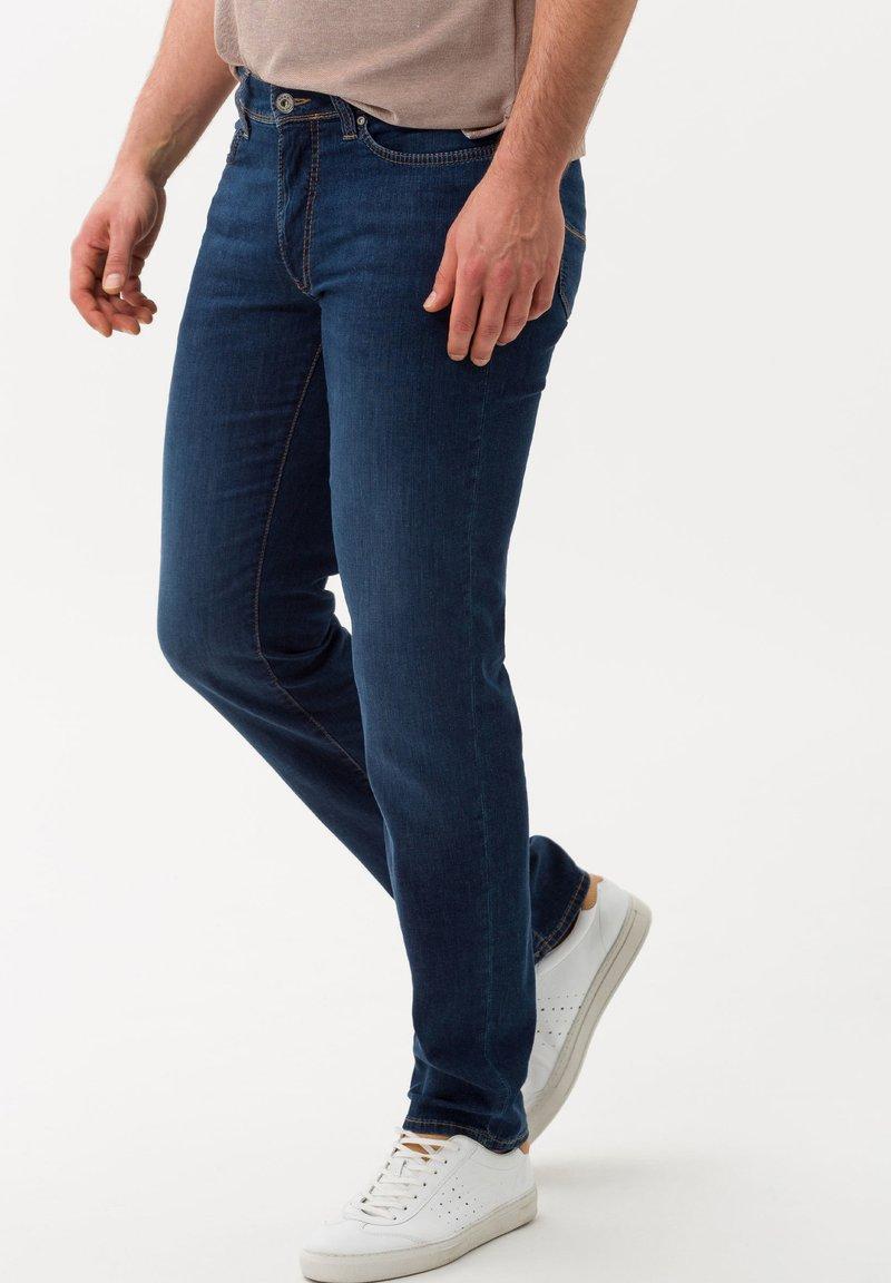 BRAX - STYLE CADIZ - Jeans a sigaretta - blue water