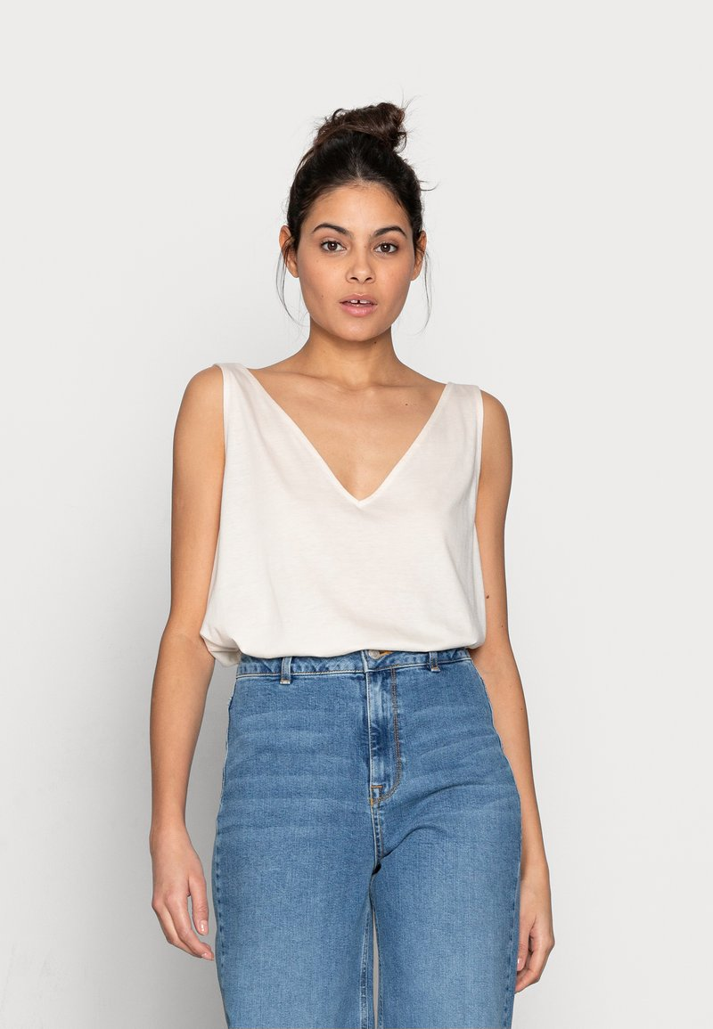 ARKET - Top - offwhite