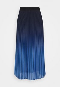 Desigual - FAL DARWIN - Maxi skirt - estate blue - 1