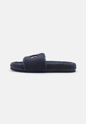 MONTONA - Slippers - marine