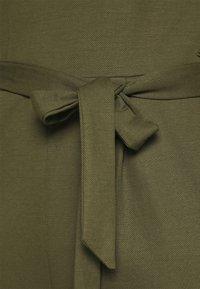 Anna Field - Belted sleeveless wide legs jumpsuit - Jumpsuit - green - 5