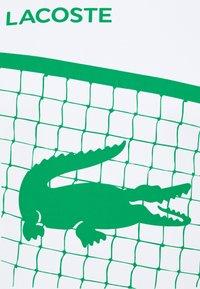 Lacoste Sport - GRAPHIC - Triko spotiskem - palm green - 6
