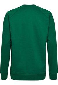 Hummel - GO LOGO - Sweatshirt - evergreen - 2