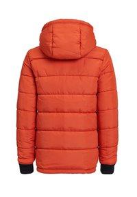 WE Fashion - WENDBAR - Winter coat - dark blue - 3