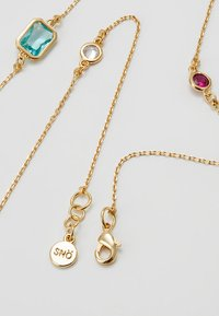 SNÖ of Sweden - TWICE CHAIN NECK  - Necklace - gold-coloured - 2