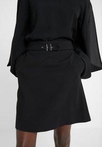 HUGO - RIMENAS - A-line skirt - black - 4