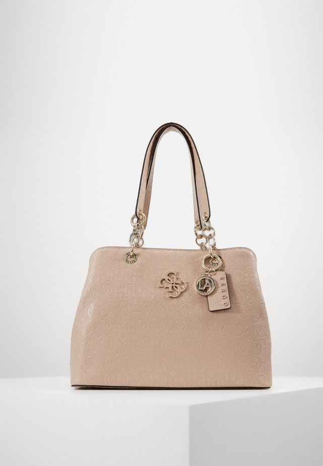 CHIC SHINE - Handbag - blush