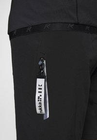Rukka - RAINIO 2-IN-1 - kurze Sporthose - black - 6