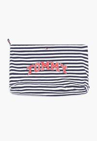 Tommy Hilfiger - BABY STRIPED GIFTPACK SET - Pantalones - blue - 4