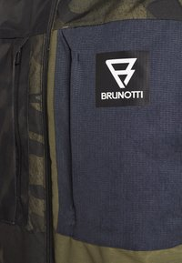 Brunotti - ARACIN PATCHWORK MENS SNOWJACKET - Snowboard jacket - space blue - 7