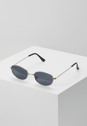 ONSSUNGLASSES COLOURED - Sonnenbrille - new black/silver-coloured