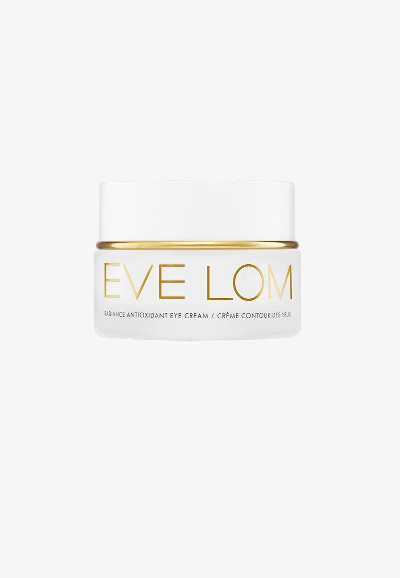 Eve Lom - RADIANCE ANTIOXIDANT EYE CREAM - Eyecare - -