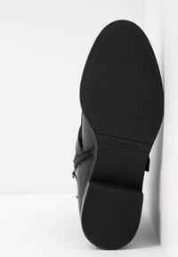 Tamaris - Cowboy/biker ankle boot - black - 6