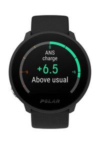 Polar - UNITE BLACK S-L - Heart rate monitor - schwarz (200) - 8