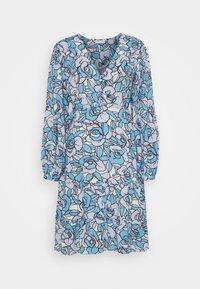 Fabienne Chapot - LOLA DRESS - Day dress - lavender/warm white - 5