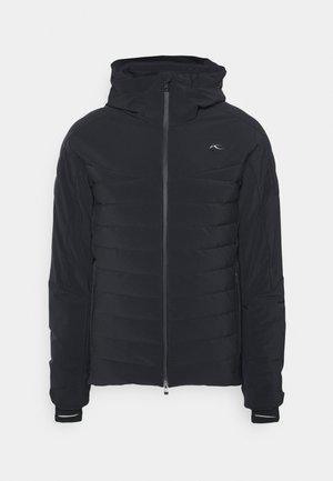 MEN SIGHT LINE JACKET - Ski jas - black