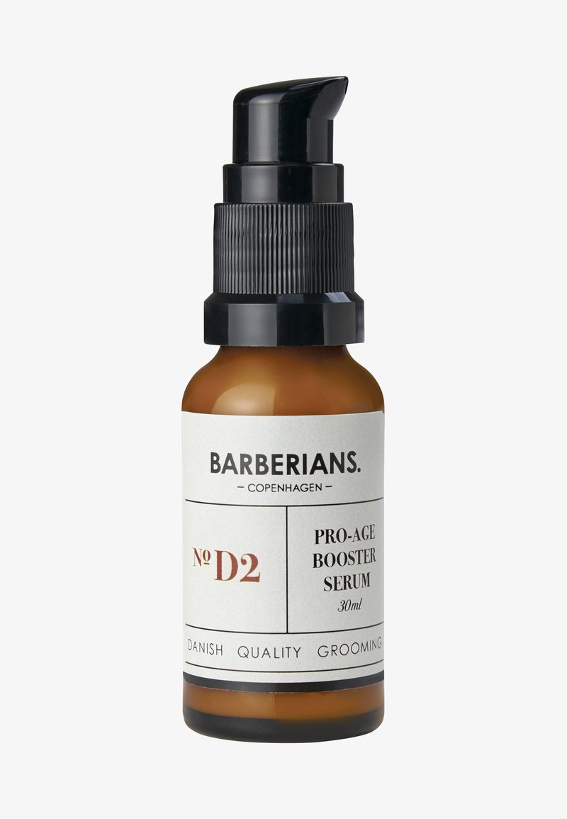 Barberians - PRO-AGE BOOSTER SERUM - Serum - -