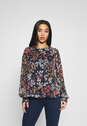 ONLDAISY PETIT - Blouse - sky captain/cool branches
