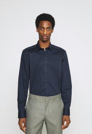 SUPER SLIM FIT - Formal shirt - marine