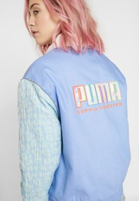 Puma - PUMA X SW - Bomberjacke - dream blue - 6