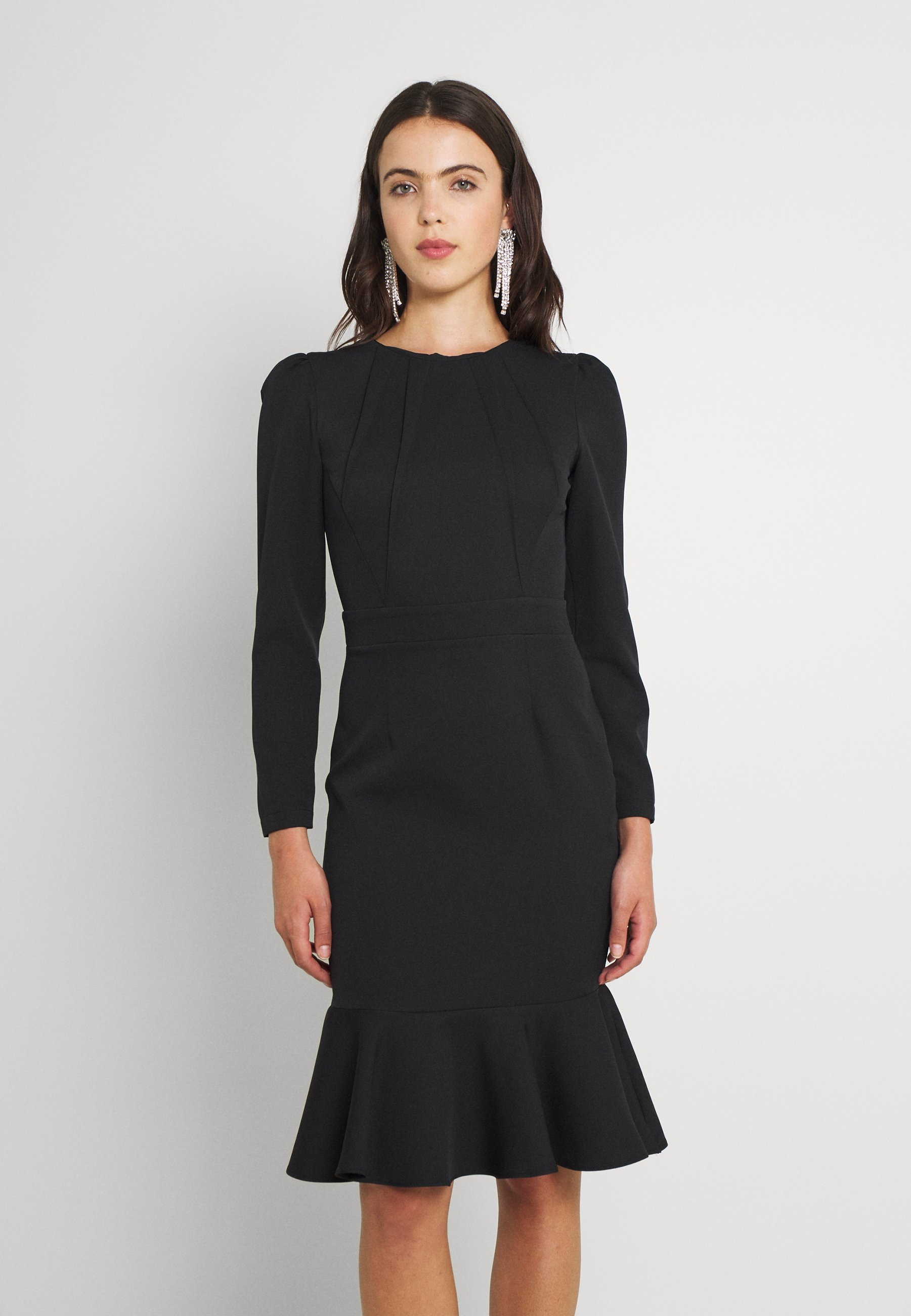 Women KAHVERENGI - Shift dress