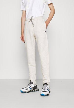 Teplákové kalhoty - mottled grey