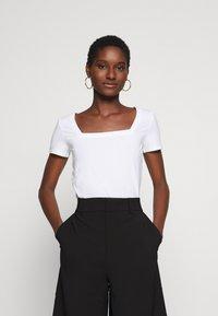 edc by Esprit - Camiseta básica - off white - 0