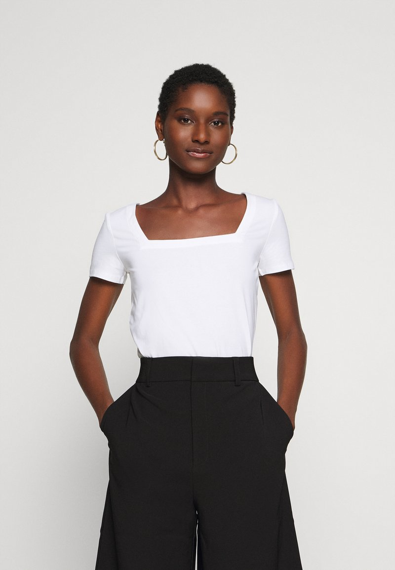 edc by Esprit - Camiseta básica - off white