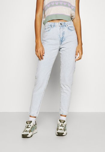 DAGNY HIGHWAIST - Relaxed fit jeans - bleached blue