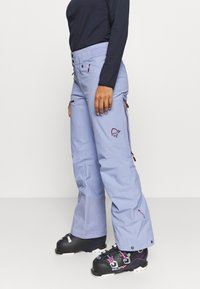 Norrøna - LOFOTEN GORE-TEX PANTS - Snow pants - light blue - 0