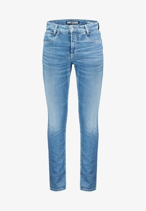 Slim fit jeans - stoned blue