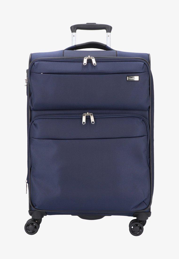 Stratic - MIRAMAR  - Wheeled suitcase - navy