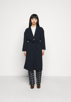 OBJTILLY - Classic coat - sky captain